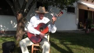 Gitano Gitarrenstütze (guitar support)