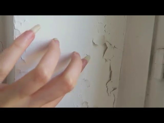 Long nails scratching paint - YouTubeVideos.io