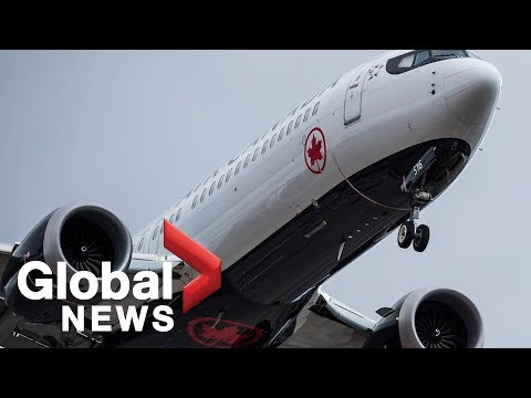 Ethiopian Airlines crash: Canada grounds Boeing's MAX series aircraft Mp3