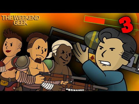 FALLOUT SHELTER LOGIC 3 (Animation)