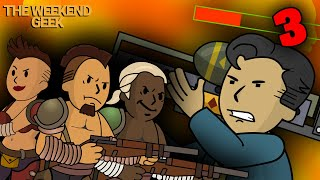FALLOUT SHELTER LOGIC 3 Animation