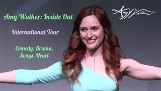 Trailer ~ Amy Walker: Inside Out ~ International Tour!