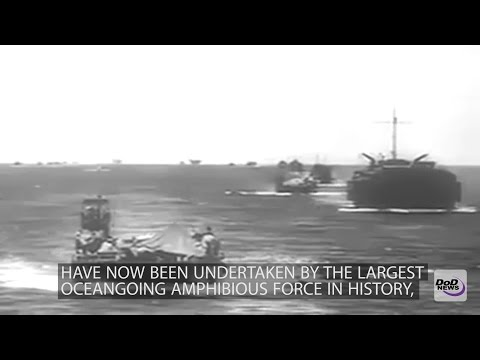 World Biggest Amphibious Assault Happened in the Philippines