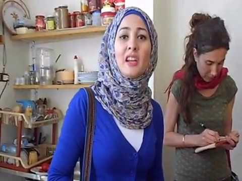 Syrian woman refugee in a Palestinian camp in Lebanon [en-arabic]