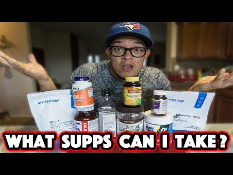 WHAT SUPPLEMENTS CAN I TAKE ON KETO?