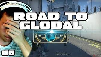 Elämäni hirvein peli - CS:GO Road To Global #6