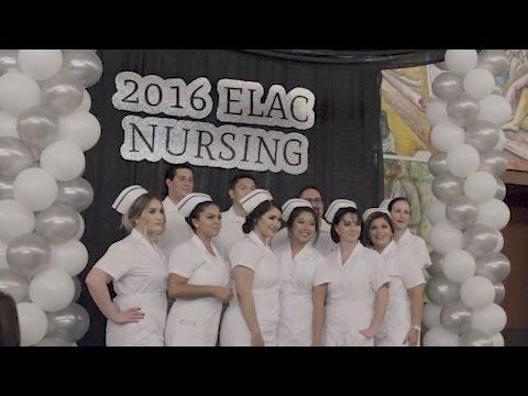 ELAC Nursing Fall 2016 | NDE Trailer