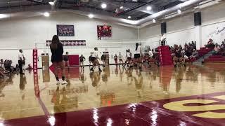 Sierra Parks Volleyball Video Highlights