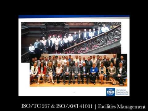 ISO/TC 267 & ISO/AWI 41001 | Facilities Management | Jim Whittaker