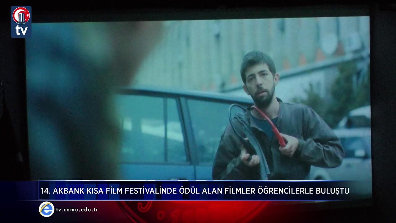 14 Akbank Kısa Film Festivalinde ödül Alan Filmler öğrencilerle