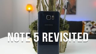 Samsung Galaxy Note 5 Review: Is it Still Worth it!? (8 Months Later!)