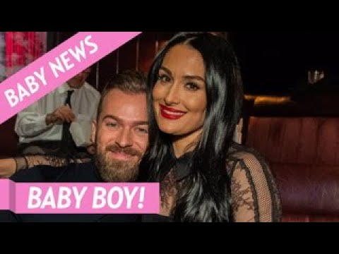 Nikki Bella Gives Birth to Her First Child With Artem Chigvintsev