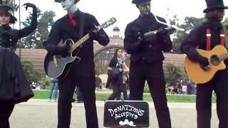Steam Powered Giraffe - Never Gonna Give You Up (re-upload)