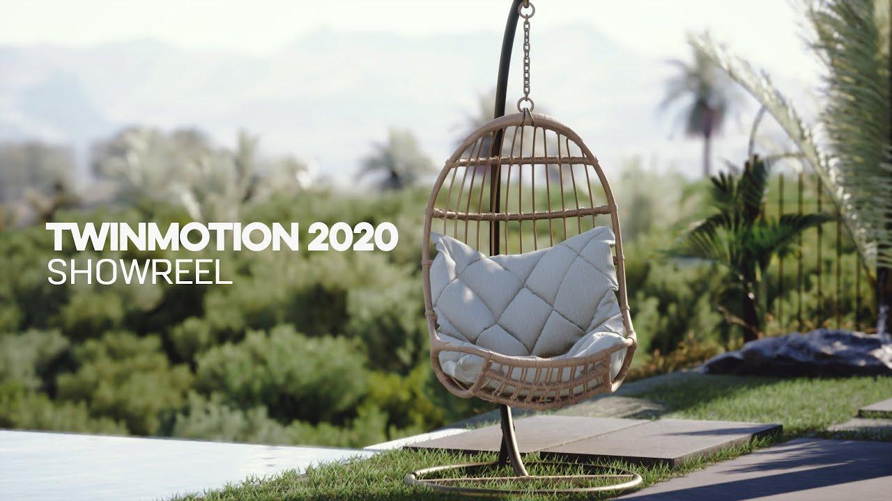 Twinmotion 2020 - Showreel  ( by Manimation)