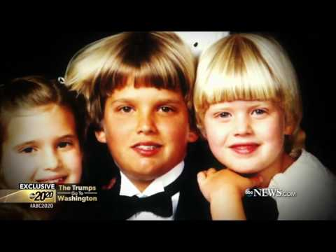 20/20 ABC  01/19/17: America's New First Family: The Trumps Go to Washington