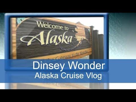 Disney Wonder Alaska Cruise Video Blog: Day 5, Juneau