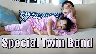 The Special Twin Bond! - April 19, 2016 - ItsJudysLife Vlogs