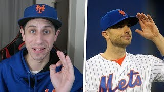Mets Fan Reacts to David Wright's Last Game Ever
