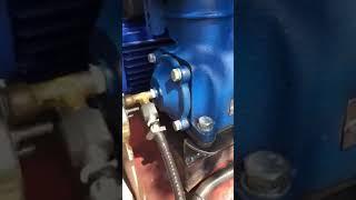 Компрессор зил-130 сильно гонит масло