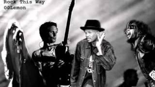 Rock This Way (Run DMC feat. Aerosmith Vs. Primal Scream Vs. Muse)