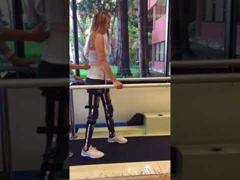 Walking with Leg Braces after Spinal Cord Injury