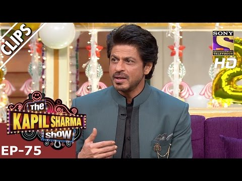 Thumbnail: Shahrukh Khan teases Kapil sharma - The Kapil Sharma Show – 21st Jan 2017