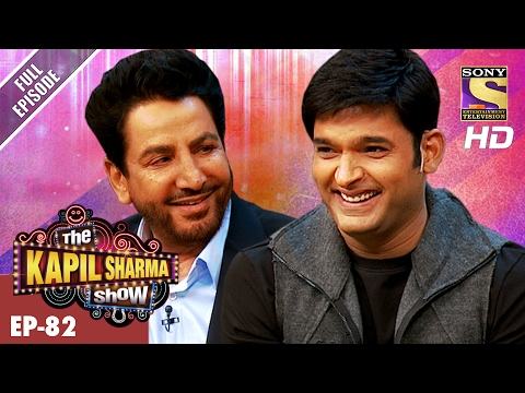 Thumbnail: The Kapil Sharma Show - दी कपिल शर्मा शो- Ep-82 - Gurdas Maan In Kapil's Show –12th Feb 2017