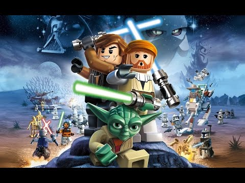 LEGO Star Wars: Clone Wars All Cutscenes (Game Movie) 1080p HD