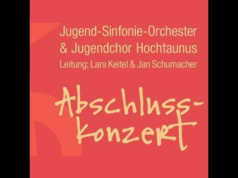 JC Hochtaunus sings: From a distance (Arr. Jason Hazeley) (2014)