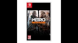 Nintendo Switch - Metro Redux Coming too Switch ??
