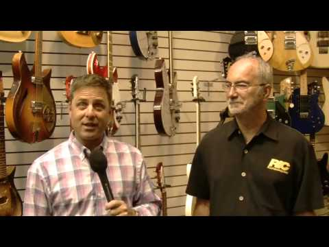 Antiques Roadshow visits Rickenbacker Guitars in Santa Ana - 2013-06-21
