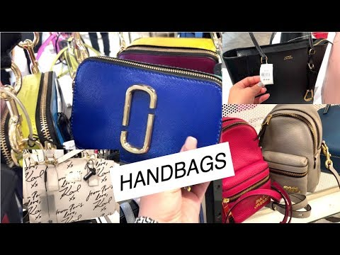 MARC JACOBS, KARL LAGERFELD AND MORE Bags And Prices PART 1