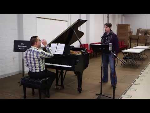 WNO In Rehearsal: Appomattox with Melody Moore (Viola Liuzzo)