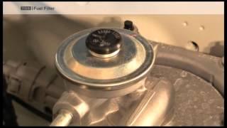 Fuel Filter - basic maintenance instructions
