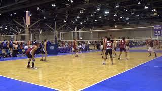 Video APU Men's Volleybal: NCVF Nationals - St. Louis, Missouri 2018 download MP3, 3GP, MP4, WEBM, AVI, FLV Agustus 2018