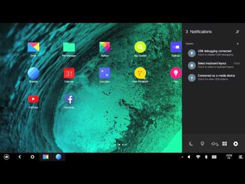 Remix OS 2.0 Sneak Peek
