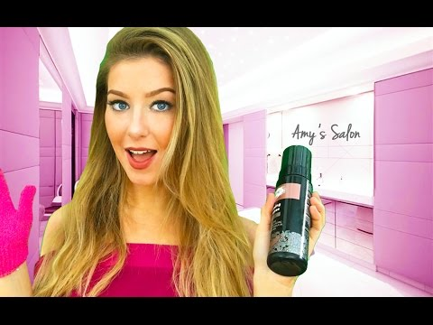 [ASMR] Amy's Beauty Salon
