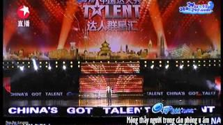 [SuJu team @ 360kpop] [Vietsub] 110710 China's Got Talent - HanGeng Như Mộng Lệnh