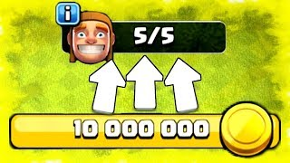 10.000.000 ALTIN HARCAMAK ??? | Clash Of Clans