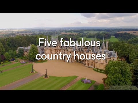 Five fabulous country houses