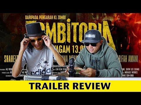 ZOMBITOPIA - Trailer Review