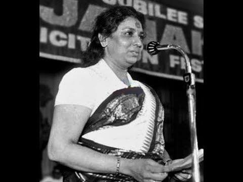 S Janaki (Live 1985) - Thaliritta Kinakkal - Kerala State Awards