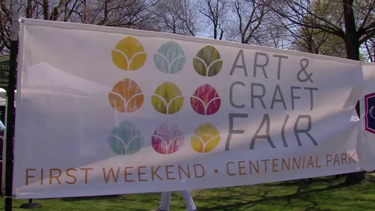 Tulip Time Art And Craft Fair