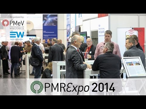 PMRExpo 2014 - Professional Mobile Radio and Control Rooms