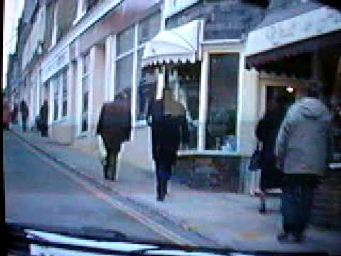 Drive around Kingsbridge Devon 1990...