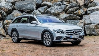 watch hd 2017 mercedes benz e class all terrain review