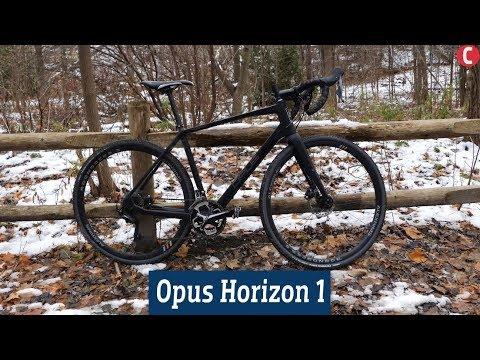 Opus Horizon 1 All-road Carbon Gravel Bike Review