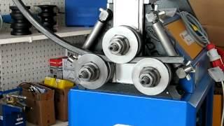Трехроликовые гибочные станки Ercolina серии CE-40(Трёхроликовые гибочные станки Ercolina серии CE-40 позволяют решать весь спектр задач, связанный с загибом трубы..., 2012-05-05T10:52:03.000Z)