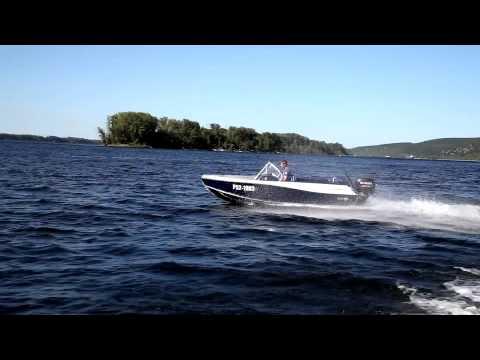 клип моторная лодка