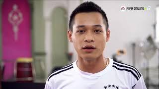 do mixi dong hanh cung doi duc - fifa online 4